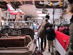 自動車時計博物館
