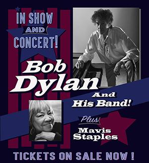 Bob Dylan w/ Mavis Staples